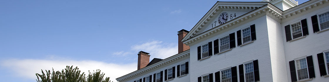 The South-South Forum at Dartmouth College